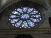 SEF FERRIERES 7264 Rosace de l'église