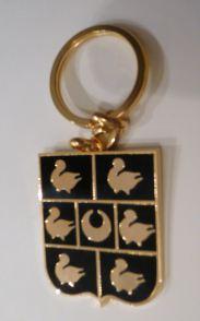 SEF Porte-clefs FERRIERES en BRIE 7407