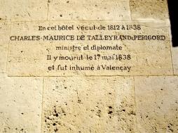 Talleyrand Paris